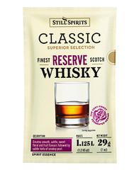 reserve whiskey