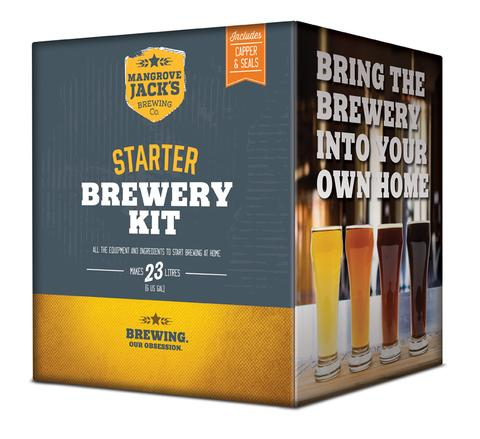The Black Series Craft Beer Brew Kit Instructions
